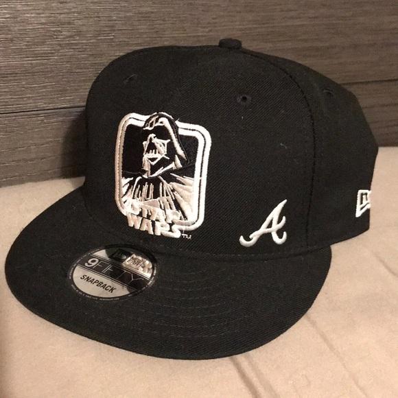 outlet store fd65c cbde1 New Era Star Wars Atlanta Braves SnapBack. M 5c3e916d3e0caa2c0c2bd419